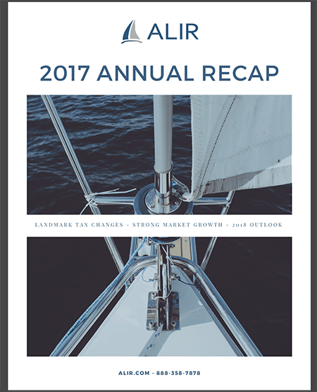 ALIR 2017 Annual Recap Report